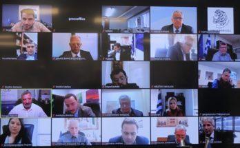 Λυκόβρυση Πεύκη: Σε τηλεδιάσκεψη με τον νέο Υπουργό Εσωτερικών συμμετείχε ο Δήμαρχος