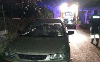 Σπάτα Αρτέμιδα: Στην Αρτέμιδα στην Εθνικής Αντίστασης και Ολυμπίας βρέθηκε άνδρας μέσα σε ΙΧ χωρίς ζωτικά σημεία