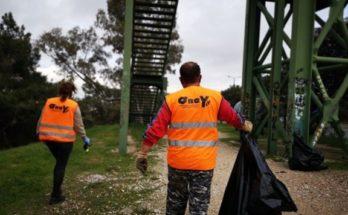ΣΠΑΥ : Συνεχίζονται οι Καθαρισμοί από τον σύνδεσμο σε μονοπάτια, δασικούς δρόμους και σημεία υψηλής επισκεψιμότητας στον Υμηττό