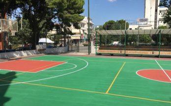 Ηράκλειο Αττικής: Ένα βήμα πιο κοντά στη μετατροπή του γήπεδο Τυφώνα έως σήμερα ανοικτού μπάσκετ – βόλεϊ σε κλειστό κάνει ο Δήμος
