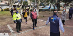 Ηράκλειο Αττικής: Στα 634 δείγματα πολιτών που εξετάστηκαν μόλις 8 βρέθηκαν θετικοί στα rapid covid tests που έγιναν στον Δήμο