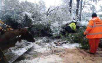 Κηφισιάς: Συνεχίζονται οι εργασίες αποκατάστασης του ηλεκτρικού ρεύματος σε περιοχές του Δήμου