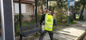 Κηφισιά: Συνεχίζονται οι απολυμάνσεις στον Δήμο