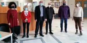 Μαρούσι: Με μεγάλη συμμετοχή Μαρουσιωτών ξεκίνησε η 36η Εθελοντική Αιμοδοσία στο Δήμο Αμαρουσίου