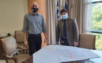 Μεταμόρφωση: Συνάντηση Δημάρχου με τον Διευθυντή Ανάπτυξης Υποδομών της ΕΔΑ Αττικής για την επέκταση του δικτύου φυσικού αερίου στην πόλη
