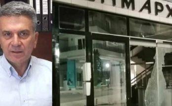 Νέα Ιωνία: Η Δημοτική Παράταξη «Δημιουργία Αλληλεγγύη» καταδικάζει τους βανδαλισμούς που προκάλεσαν άγνωστοι στην Δημαρχείο