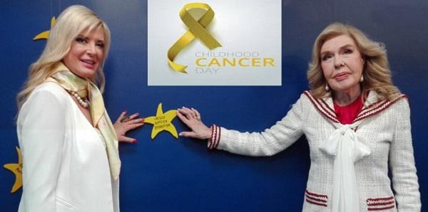 Μήνυμα της Μαρίνα Σταυράκη Πατούλη, για την παγκόσμια ημέρα κατά του παιδικού καρκίνου