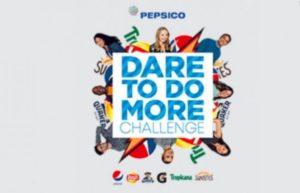 διαγωνισμό της PepsiCo: DareToDoMore 2021.