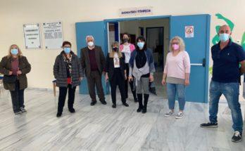 Πεντέλη: Ολοκληρώθηκε με μεγάλη συμμετοχή Εθελοντών Αιμοδοτών η 27η Αιμοδοσία του Δήμου