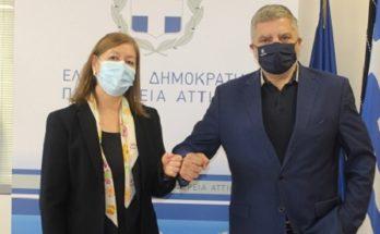 Περιφέρεια Αττικής: Σύμφωνο συνεργασίας της Περιφέρειας με το Εθνικό Κέντρο Τεκμηρίωσης και Ηλεκτρονικού Περιεχομένου με στόχο τη θέσπιση πάγιας τακτικής και λειτουργικής συνεργασίας