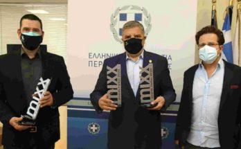 Περιφέρεια Αττικής: Χρυσά διεθνή βραβεία για τις ψηφιακές παραγωγές για την προβολή της Περιφέρειας Αττικής ως τουριστικό προορισμό στα φετινά IAB MiXX awards.