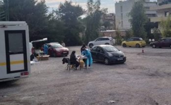 Λυκόβρυση Πεύκη: Δωρεάν rapid tests μέσα από το αυτοκίνητο σε συνεργασία με τον ΕΟΔΥ το Σάββατο 27/2