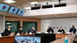 Ελλάδα: Ολοκληρώθηκε η νέα ευρεία σύσκεψη στην Πολιτική Προστασία για την κακοκαιρία: Σε επιφυλακή ο κρατικός μηχανισμός