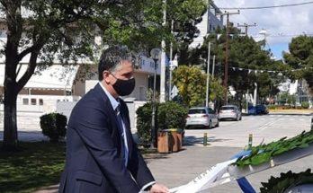 Βριλήσσια: Χρόνια πολλά Ελλάδα 200 χρόνια Ανεξαρτησίας 1821 - 2021