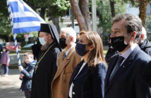 Φιλόθεη Ψυχικό: Εορτάστηκε η Επέτειος της 25ης Μαρτίου αλλά και τα 200 χρόνια από την κήρυξη της Επανάστασης