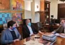 Ηράκλειο Αττικής : Με τον αναπληρωτή Υπουργό Εσωτερικών συναντήθηκε ο Δήμαρχος