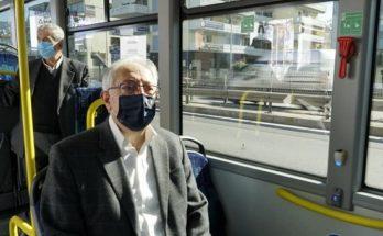 Μαρούσι: 3 νέα λεωφορεία για την Δημοτική Συγκοινωνία Αμαρουσίου