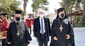 Μαρούσι: Εορτάστηκε σήμερα στο Δήμο η Εθνική Επέτειο της 25ης Μαρτίου και τα 200 χρόνια από την κήρυξη της Επανάστασης του 1821