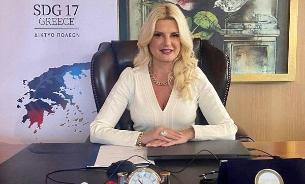 Παπάγου Χολαργός: Τιμητική βράβευση από τον Δήμο για τη Μαρίνα Πατούλη Σταυράκη, σε διαδικτυακή εκδήλωση για την Ημέρα της Γυναίκας