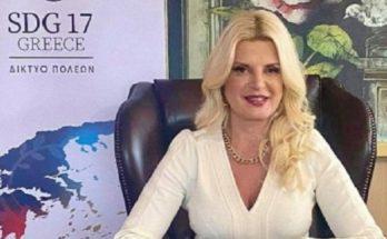 Η Μαρίνα Πατούλη Σταυράκη για την Παγκόσμια Ημέρα της Γυναίκας