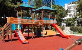 Νέα Ιωνία : Σε εξέλιξη βρίσκεται η ανακατασκευή παιδικών χαρών του Δήμου