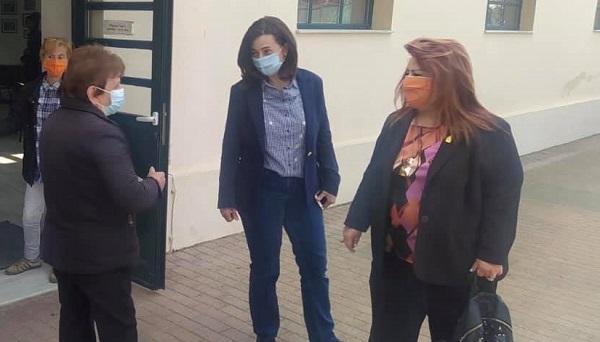 Νέα Ιωνία: Δωρεάν rapid tests σήμερα σε συνεργασία με Περιφέρεια και Ιατρικό Σύλλογο στην Αίθουσα Μ. Αναγνωστάκης