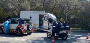 Παπάγου Χολαργός: Σε εξέλιξη βρίσκεται η διαδικασία δωρεάν ελέγχων ταχείας ανίχνευσης αντιγόνου (rapid test) στου Παπάγου