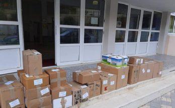 Πεντέλη: Συγκέντρωση τροφίμων για τους πληγέντες από τον σεισμό στη Λάρισα από το Σύλλογο Γονέων του Δημοτικού Ν. Πεντέλης