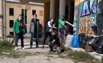 Πεντελη : «Save Your Hood» Κυριακάτικη εθελοντική δράση καθαρισμού από ομάδα πολιτών στο δάσος του ΝΙΕΝ