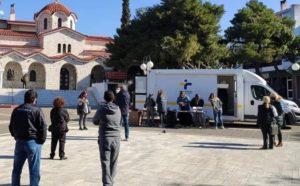 Πεντέλη: Στα 436 δείγματα πολιτών που εξετάστηκαν μόλις 4 βρέθηκαν θετικοί στα rapid covid tests που έγιναν στον Δήμο