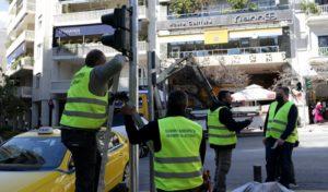 Περιφέρεια Αττικής: Επίβλεψη από τον Περιφερειάρχη των εργασιών εκσυγχρονισμού της φωτεινής σηματοδότησης στην πλατεία Κολωνακίου