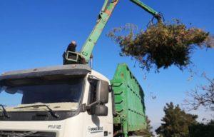 ΣΠΑΥ : Συνεργείο του συνδέσμου με φορτηγόαρπάγη και προσωπικό, επικουρικά βρίσκεται δίπλα στους Δήμους που επλήγησαν από την κακοκαιρία «Μήδεια»
