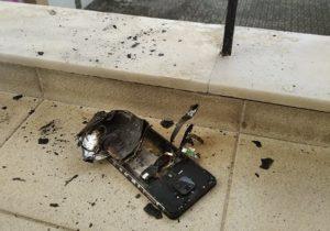 Τρίκαλα: Έσκασε το κινητό τηλέφωνο στα χέρια γυναίκας