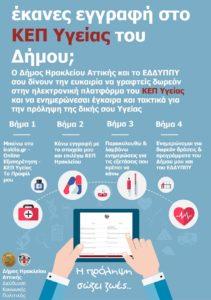Ηράκλειο Αττικής: Νέα υπηρεσία υγείας για τους πολίτες