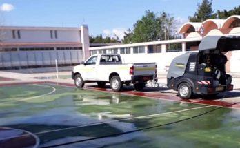 Ηράκλειο Αττικής : Έτοιμα τα Λύκεια της πόλης να υποδεχθούν τους μαθητές τη Δευτέρα