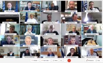 ΚΕΔΕ : Η χρηματοδότηση των Δήμων από το «Α. Τρίτσης», κύριο θέμα στη συνεδρίαση του Δ.Σ. της ΚΕΔΕ