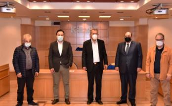 Η ΚΕΔΕ στηρίζει τους επτά νεοσύστατους Δήμους