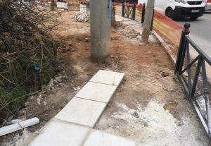 Κηφισιά: Αποκαταστάσεις πεζοδρομίων στο Δήμο
