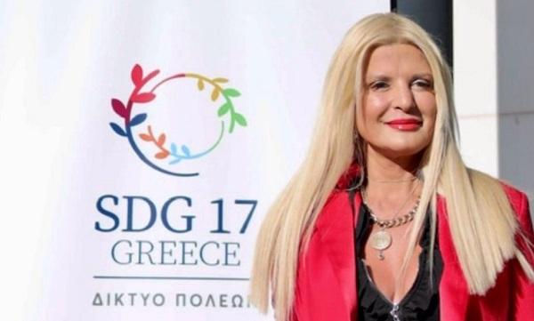 Μήνυμα Προέδρου Δικτύου SDG 17 Greece Μ. Πατούλη Σταυράκη, με αφορμή την Ημέρα της Γης