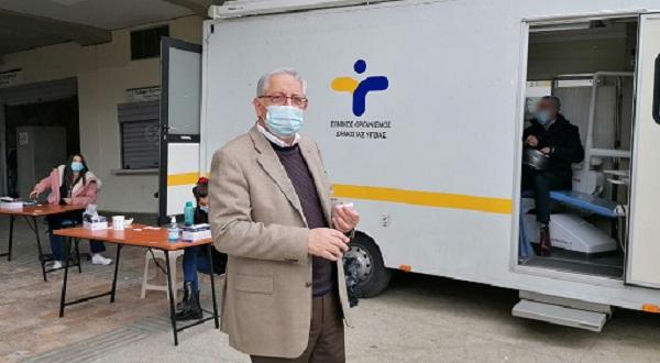 Μαρούσι : Η διαδικασία των rapidtest θα διενεργείται όλο τον Μάϊο στην πλατεία Ευτέρπης, ΗΣΑΠ Αμαρουσίου
