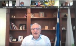 Μαρούσι: Διαδικτυακή συνάντηση του Δημάρχου Αμαρουσίου Θ. Αμπατζόγλου με τον Γυμναστικό Σύλλογο Αμαρουσίου