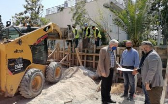 Μαρούσι : Σε τελικό στάδιο το έργο διάνοιξης της οδού Αρετής – Καλαμά