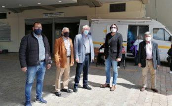 Μαρούσι: 2.686 δειγματοληπτικά τεστ (45 θετικά) για την εβδομάδα 5-9 Απριλίου στον Δήμο Αμαρουσίου από τον ΕΟΔΥ