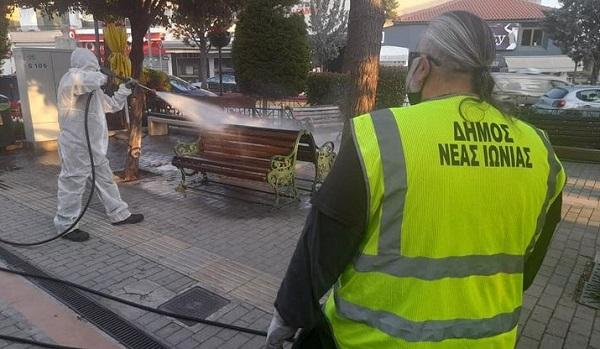 Νέα Ιωνία: Δικαίωση της Δημοτικής Αρχής – Οι εργαζόμενοι θα λάβουν σε χρήμα τα ΜΑΠ