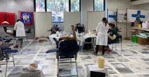 Παπάγου Χολαργός: Με επιτυχία πραγματοποιήθηκε η εθελοντική αιμοδοσία του Δήμου