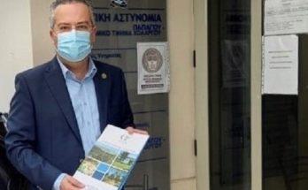 Παπάγου Χολαργός: Μήνυση κατά αγνώστων για βανδαλισμούς σε αθλητικές εγκαταστάσεις υπέβαλε ο Δήμαρχος