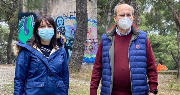 Πεντέλη: Ξεκίνησαν οι καθαρισμοί εν όψει της φετινής περιόδου πυρασφάλειας στο χώρο ΝΙΕΝ - Παρών ο Υπουργός Εργασίας Κωστής Χατζηδάκης