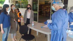 Πεντέλη: Πραγματοποιήθηκε η δράση δωρεάν rapidtests σε συνεργασία με κλιμάκια ιατρών της Περιφέρειας και του ΙΣΑ