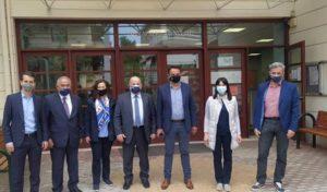 Πεντέλης: Διανομή υγειονομικού ενημερωτικού υλικού στα καταστήματα του Δήμου από το ΕΕΑ και την Περιφέρεια