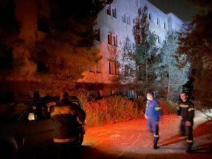 Πεντέλη: Για δεύτερη φορά μέσα σε λίγες μέρες δυνατός ήχος και λάμψη στον χώρο του Ναυτικού Νοσοκομείου ΝΙΕΝ αναστάτωσε τους περιοίκους